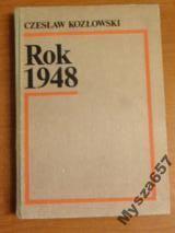 ROK 1948 Polska Ludowa KC PZPR