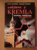 Kostikow WIDZIANE Z KREMLA Moskwa-Warszawa Gra