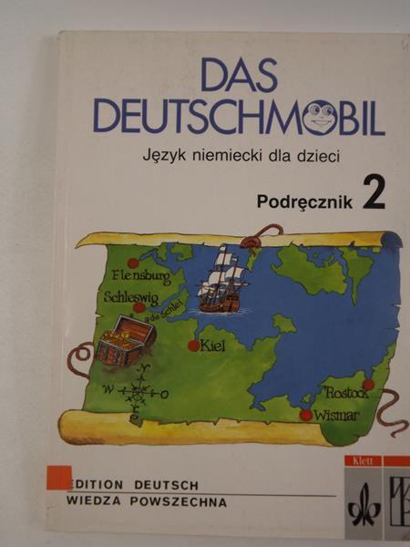 Das Deutschmobil: Język niemiecki dla dzieci