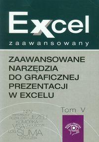 Dynia Piotr - Zaawansowane narzędzia do graficznej prezentacji w excelu Excel zaawansowany tom 5