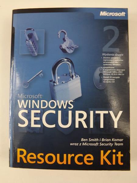 Smith Ben, - Microsoft Windows Security. Resource Kit