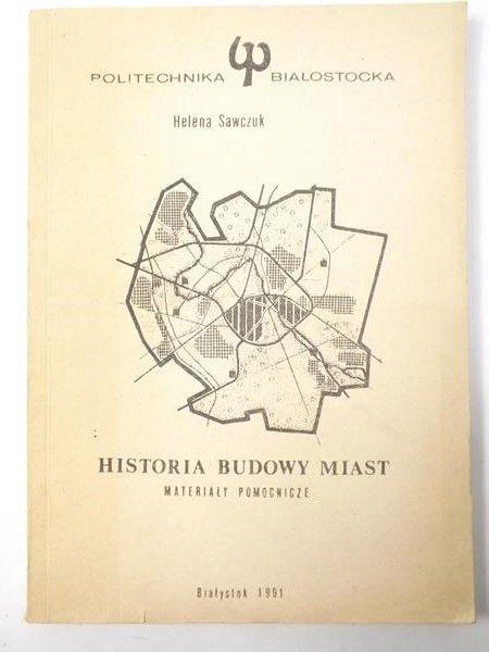 Znalezione obrazy dla zapytania: Helena Sawczuk Historia budowy miast - Materiały pomocnicze