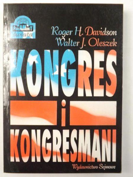 Davidson Roger H. - Kongres i kongresmani