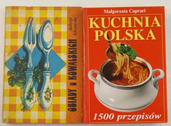 Caprari Małgorzata Kłossowska Jadwiga Kuchnia Polska