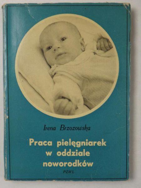 Praca pielęgniarek w oddziale noworodków