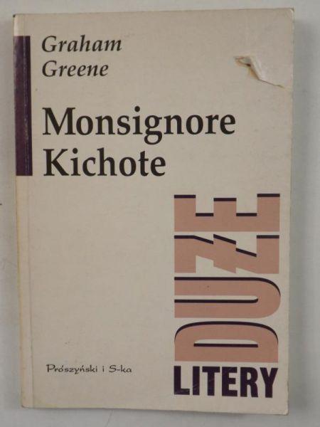 Greene Graham - Monsignore Kichote