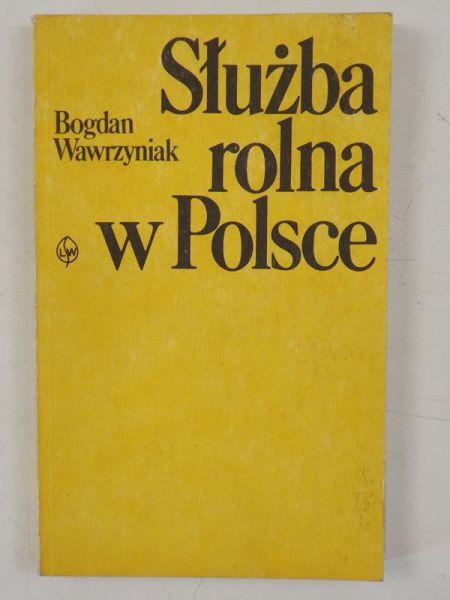 Służba rolna w Polsce