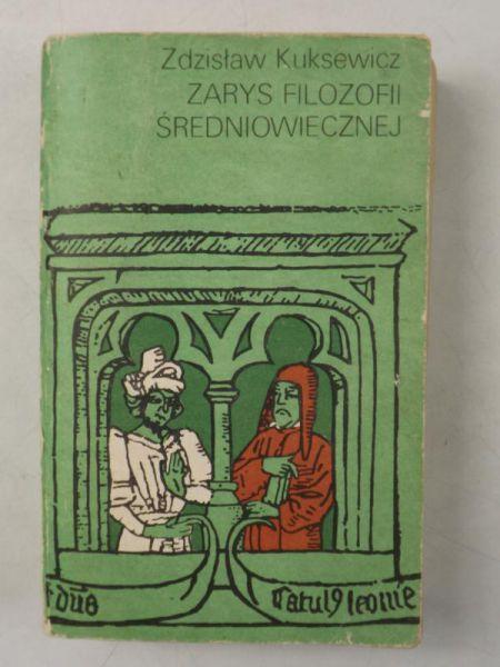 Zarys filozofii średniowiecznej