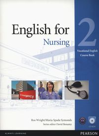 English for Nursing 2 Course Book + CD