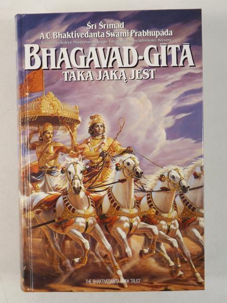 Bhagavad-Gita. Taka jaka jest