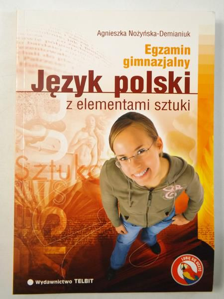 Egzamin gimnazjalny: Język polski z elementami sztuki