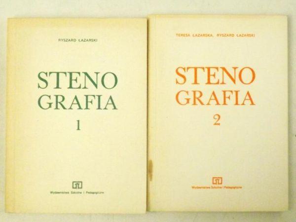 Stenografia, Tom I i II