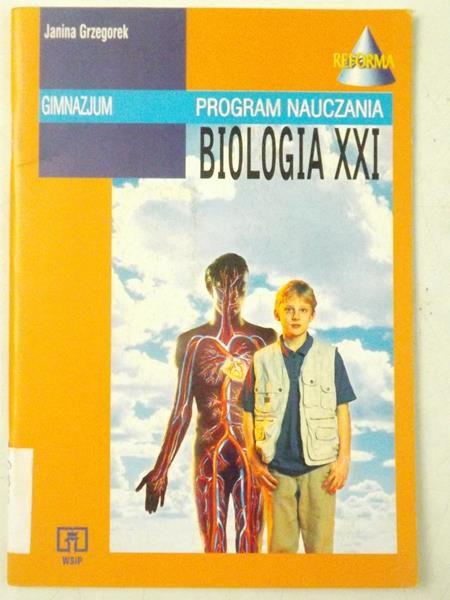 Program nauczania - Biologia XXI