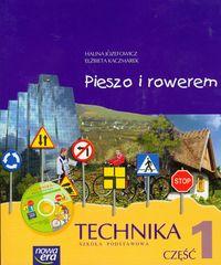 Pieszo i rowerem Technika Część 1 Podręcznik