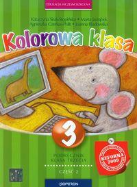 Kolorowa klasa 3 Podręcznik Część 2