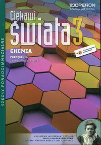 Ciekawi świata 3 Chemia Podręcznik Zakres rozszerzony