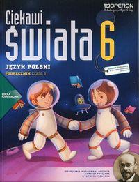 Ciekawi świata 6 Język polski Podręcznik Część 2