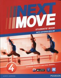Next Move 4 Student's Book with MyEnglishLab