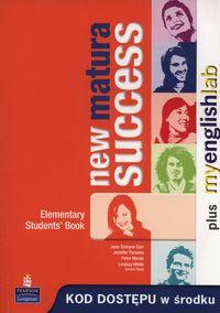 New Matura Success Elementary Student's Book + MyEnglishLab