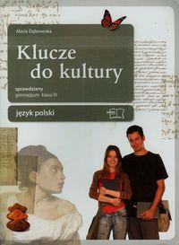 Klucze do kultury 3 Język polski Sprawdziany