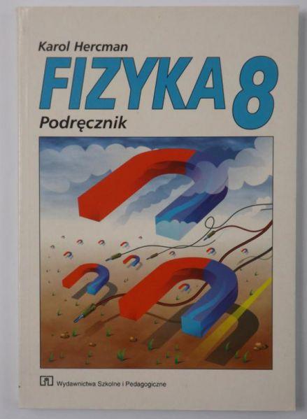 Fizyka 8. Poręcznik