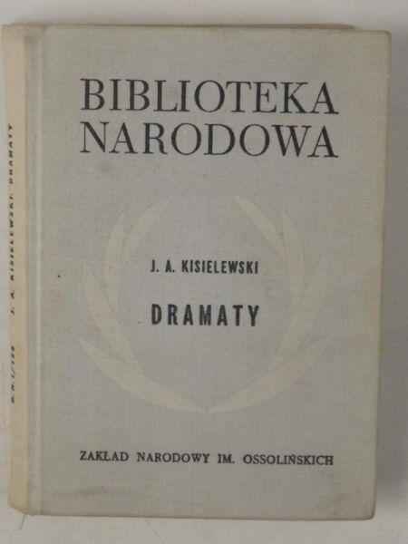 Kisielewski J. A. - Dramaty, BN