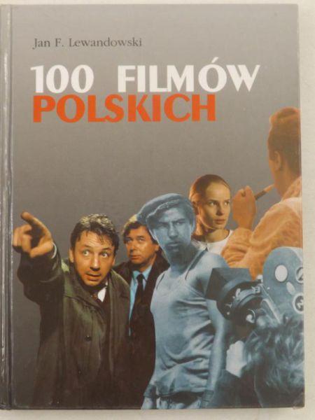 Znalezione obrazy dla zapytania Jan F. Lewandowski 100 filmów polskich
