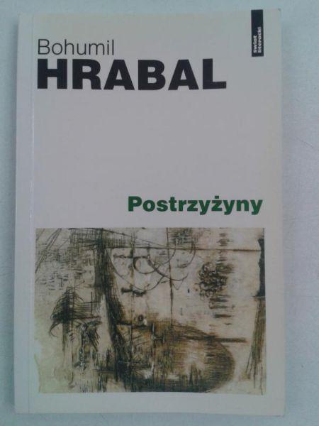 Znalezione obrazy dla zapytania Bohumil Hrabal Postrzyżyny