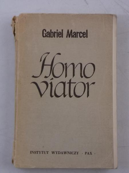 Marcel Gabriel - Homo viator