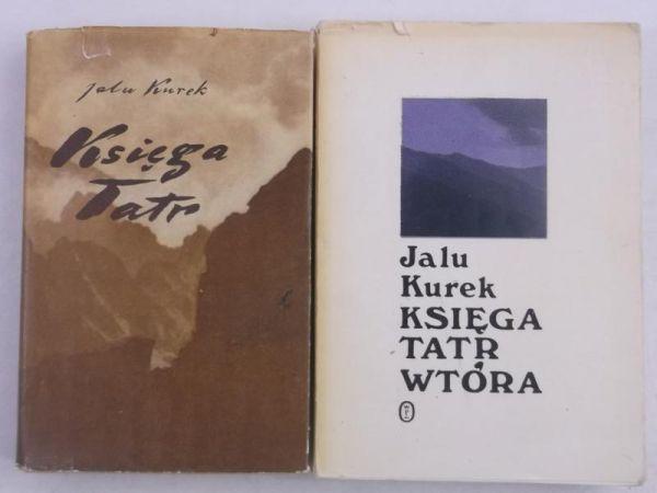 Księga Tatr / Księga Tatr wtóra - Jalu Kurek - 5 00 zł