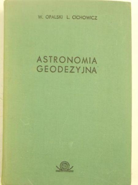Astronimia geodezyjna