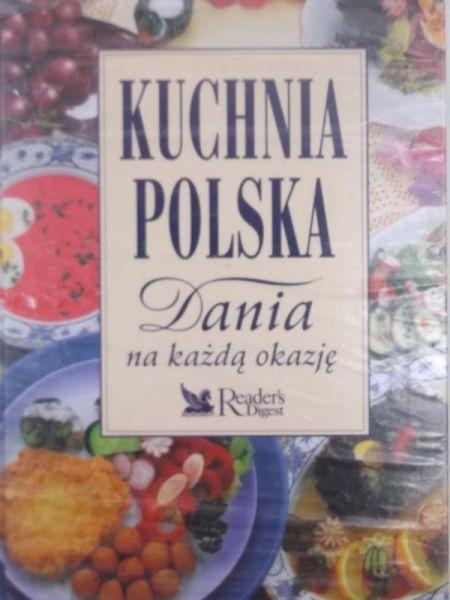 Kuchnia Polska Dania Na Kazda Okazje Nowa Marek Lebkowski