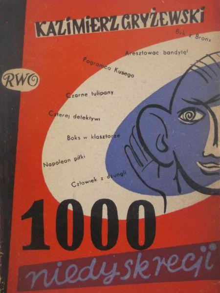 1000 niedyskrecji