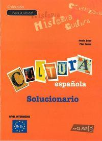 Viva la Cultura intermedio Klucz