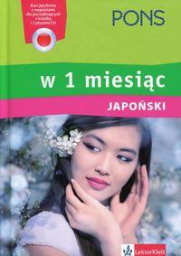 Japoński w 1 miesiąc + 2CD