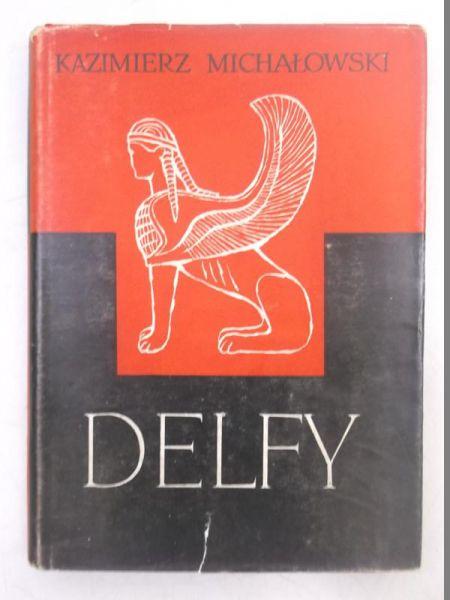 Znalezione obrazy dla zapytania Kazimierz Michałowski Delfy