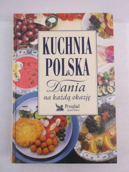 Kuchnia Polska Dania Na Kazda Okazje Marek Lebkowski 72 50 Zl