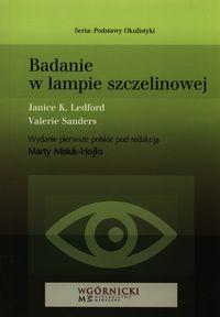 Sanders Valerie - Badanie w lampie szczelinowej