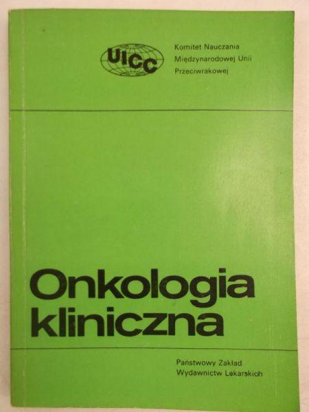 Onkologia kliniczna