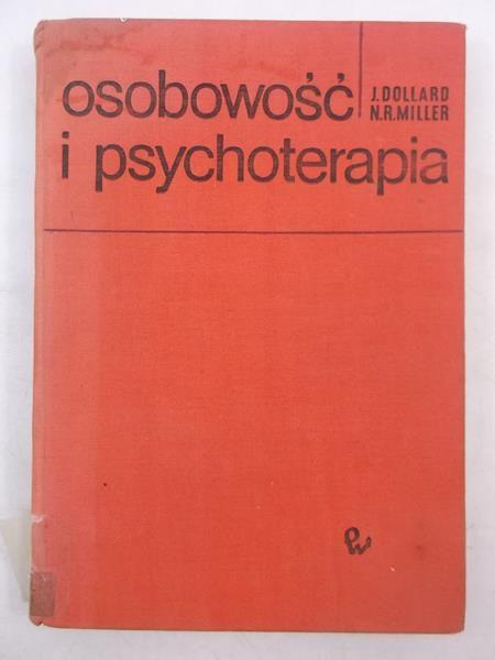 Dollard J. - Osobowość i psychoterapia