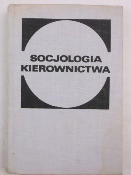 Socjologia kierownictwa
