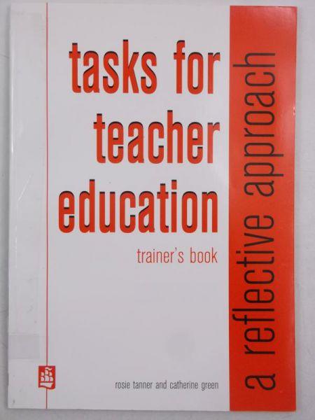 Tasks for Teacher Education. Trainer's book