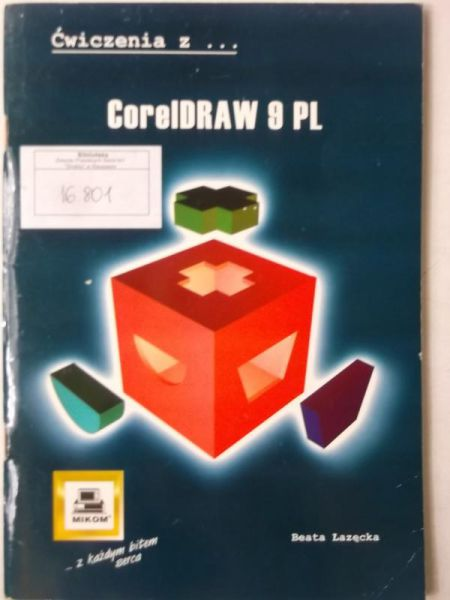 Ćwiczenia z CorelDRAW 9 PL