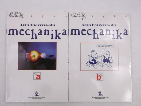 Mechanika, cz. A i B