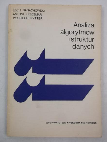 Banachowsk   n. - Analza algorytmów  struktur danych