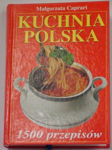 Caprari Małgorzata Kuchnia Polska Małgorzata Caprari