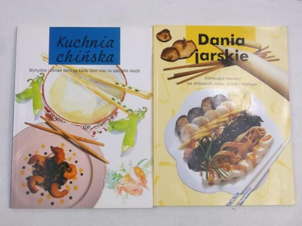 Dania Jarskie Kuchnia Chińska łucja Tł Kozubowska