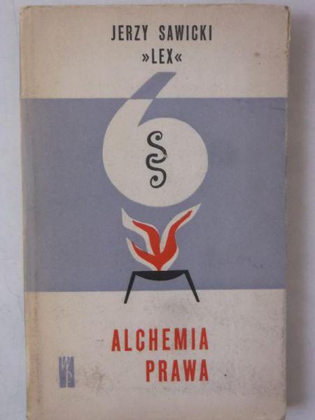 Alchemia prawa
