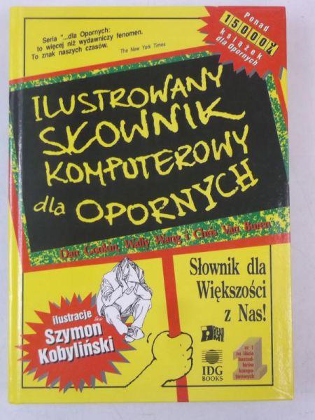 Ilustrowany słownik komputerowy dla opornych