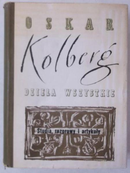 Kolberg Oskar - Dzieła wszystkie, Tom 63